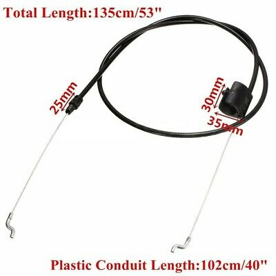 Lawn Mower Parts Throttle Pull Engine Zone Control Cable For MTD DECK Lawnmowers • 8.03£