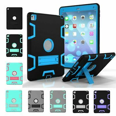 AU10.35 • Buy Shockproof Case Heavy Duty Protective Cover For IPad 9.7  6th 1 2 3 Mini Air Pro