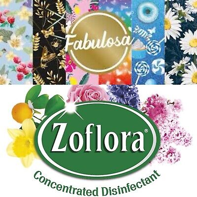 💕zoflora/fabulosa Disinfectant Cleaning Range⭐️kills 99.9% Germs & Bacteria💕 • 5.50£