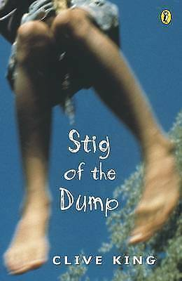 Stig Of The Dump (Puffin Books) King, Clive Good Book • 3.20£