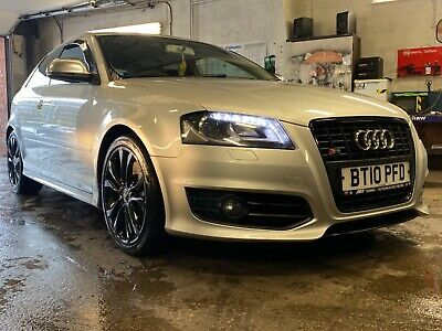 2010 Audi S3 S-Tronic Dsg Fsh Mint Full Mot Swap Px Welcome  • 7,495£