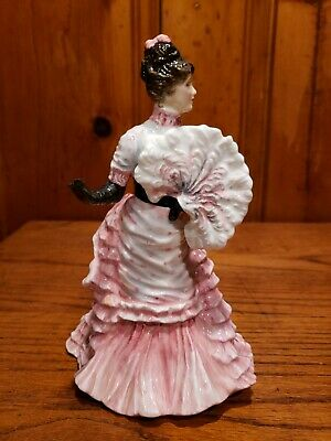 $ CDN127.06 • Buy Royal Doulton Lady Figure L'Ambitieuse Tissot HN3359  Limited Edition