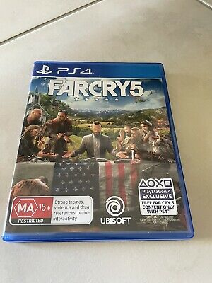 AU30 • Buy Far Cry 5 - Ps4 Game, Used