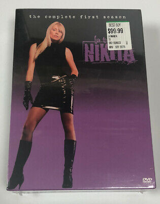 La Femme Nikita The Complete First Season Boxed Set DVD Factor Sealed • 18.09£