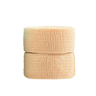 2.5cm X 4m First Aid Self  Stretch Finger Thumb Strapping Tape Elastic • 6.12£