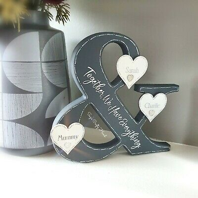 AU35.65 • Buy PERSONALISED Valentines Day Couples Gifts For Her Him Boyfriend Wife ANY Names