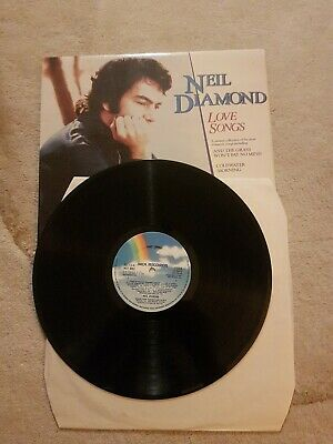Neil Diamond LP Love Songs • 0.99£