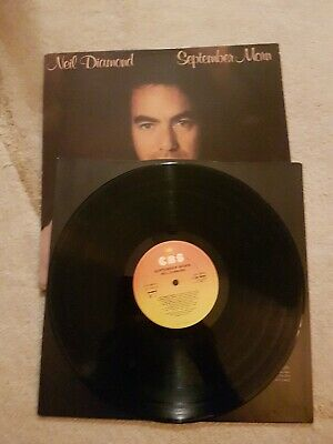 Neil Diamond LP September Morn • 1£