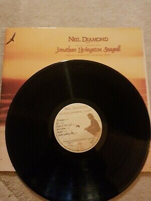 Neil Diamond Lp Jonathan Livingston Seagull • 2£