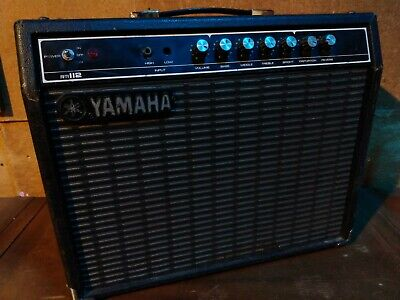 £354.12 • Buy Vintage Yamaha Fifty 112 (G50-112) Combo Guitar Amp WILL RAY Owned WOW