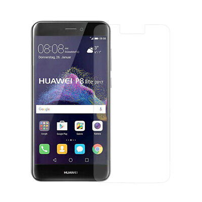 £2.19 • Buy Huawei P8 Lite 2017 Tempered Glass Screen Protector