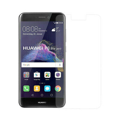 Huawei P8 Lite 2017 Tempered Glass Screen Protector • 1.99£