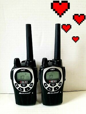 $ CDN62.52 • Buy 🔥2PACK! Midland GXT1000 50-Channels FRS/GMRS Two-Way Radio FAST SHIP L👀K⬇️🙂