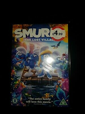 £1.99 • Buy Smurfs: The Lost Village [DVD] [2017] New Sealed