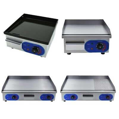 £185 • Buy Electric Griddle Countertop Hotplate Large Grill Plate Commercial Catering BBQ