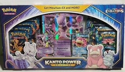 $199 • Buy Pokemon Tcg Kanto Power Collection (mewtwo-ex ) Evolutions New Sealed Package
