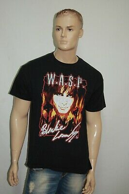 £15 • Buy WASP-W-A-S-P-Welcome-To-The-Morgue-Vintage-90-s-Rock-T-Shirt SIZE L