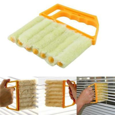 Accessories Cleaner Blinds Brush Clean The Vents Car Window Vertical Window P3 • 2.65£