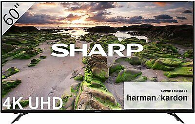 £599.99 • Buy Sharp Aquos LC-60UI9362E 60  Ultra HD Smart LED TV BOXED NEW (COLLECTION ONLY)