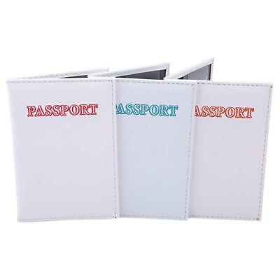 AU3.33 • Buy Men Travel Accessories Passport Cover Slim Holiday Wallet Trip Passport Case SH