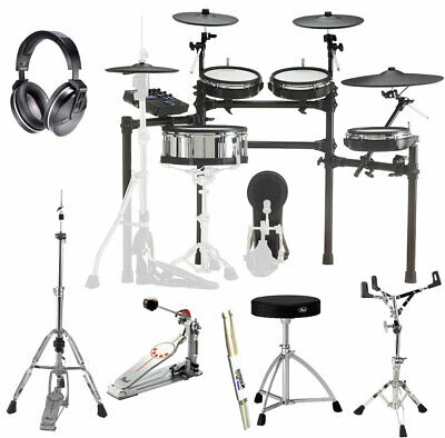 AU5578.62 • Buy Roland TD-27KV E-Drum Drums/Percussion With Hardware And Headphones