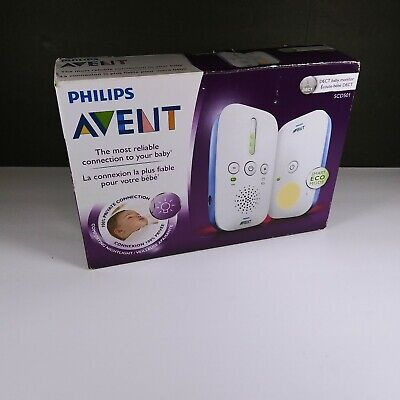 AU41.33 • Buy Philips AVENT DECT Baby Monitor (SCD501)