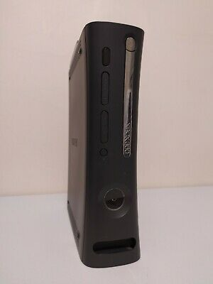 AU54.90 • Buy Xbox 360 Matte Black Console Only Replacement Tested & Working - 120GB HDD