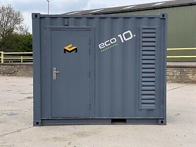 £12975 • Buy New Un Used Eco 10x Welfare Unit, With WC Hot Water With Generators For Sale