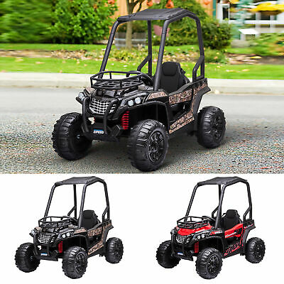 £215.99 • Buy 12V Kids Electric Ride On Car Off-road UTV Toy Remote Control For 3-8 Yrs