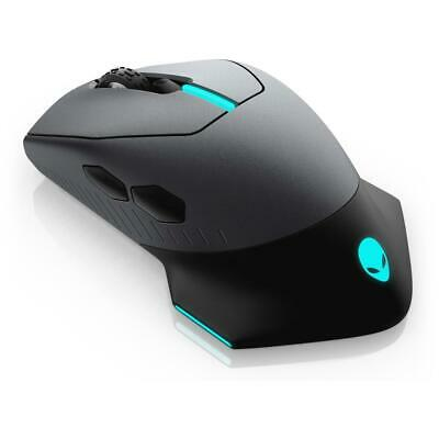 AU79 • Buy Dell Alienware 610M Wired/Wireless Gaming Mouse AW610M - Dark Side Of The Moon