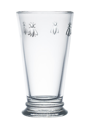£34.99 • Buy LA ROCHERE Bee - 46cl Large Long Drink Thick Glass - Set Of 6