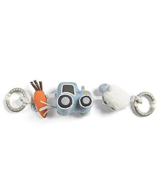 Mamas & Papas Welcome To The World Travel Charm Tractor • 16£
