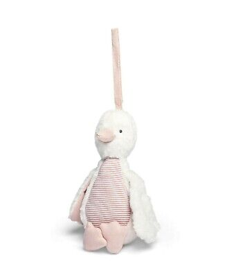 Mamas & Papas Welcome To The World Chime Duck - Pink • 8£