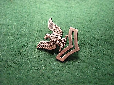 $2.99 • Buy Vintage U.S.Military WW Ll Silver Eagle & Wings Pin Vanguard V-21-N  Made In USA