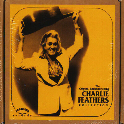 £78.14 • Buy Charlie Feathers - The Original Rockabilly King Collec (Vinyl 13x7  - 2019 - US)
