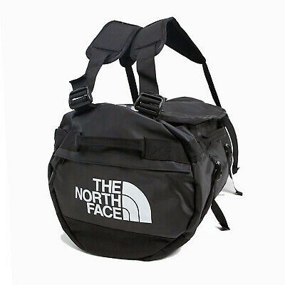 The North Face Mens - Base Camp Duffel SMALL Bag Backpack - TNF Black • 85.07£