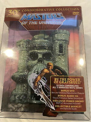 $220 • Buy He-Man Masters Of The Universe: 30th Anniversary Collection Skeletor NEW SEALED