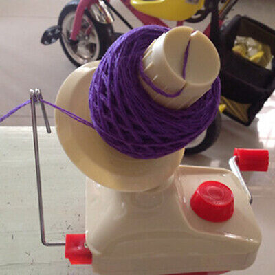 Swift Yarn Fiber String Ball Wool Winder Holder Hand Operated Tool  • 13.29£