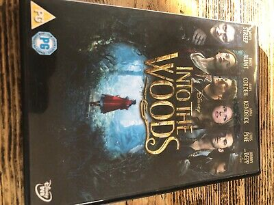 £2.50 • Buy Into The Woods Dvd. Great Condition