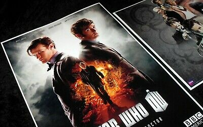 £17.71 • Buy Brand New Doctor Who Posters Lot Of 13 Thick Quality Paper Hit BBC TV Show Drama