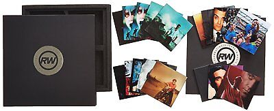 Robbie Williams - Definitive Collector's Edition : 11-CD + 6-DVD #'d Box Set NEW • 347.85£