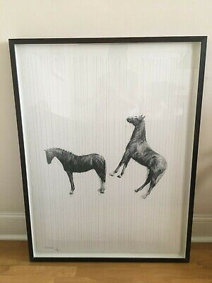 £3650 • Buy Very Rare One Off Print With Frame By Charming Baker & Why Not Associates