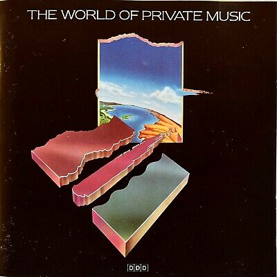 THE WORLD OF PRIVATE MUSIC (CD 1986 PRIVATE-RCA) New Age Music • 4.31£