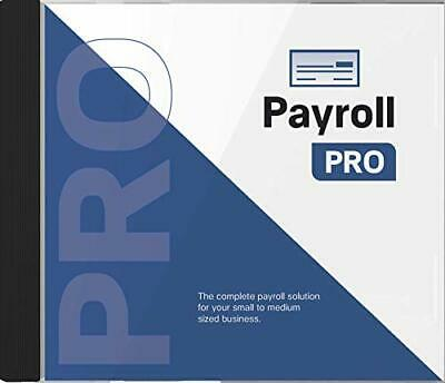 $ CDN53.69 • Buy Payroll PRO Payroll Software For Windows 10 - CD - Includes 12 Month License