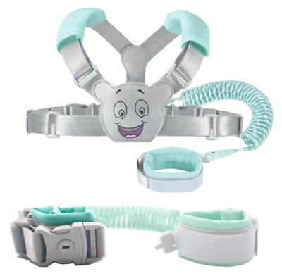Baby Reins Walking Harness For Toddlers, Kids, Children, 3-in-1, Anti Lost • 18.89£
