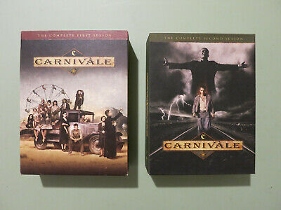 Carnivale - The Complete First And Second Seasons 1 & 2 DVD Boxsets / HBO Video  • 17.89£