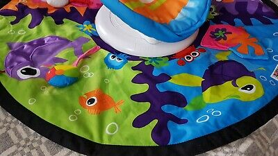TOMY Lamaze Learning Curve - Spin & Explore Baby Turn Table & Floor Mat • 29.95£