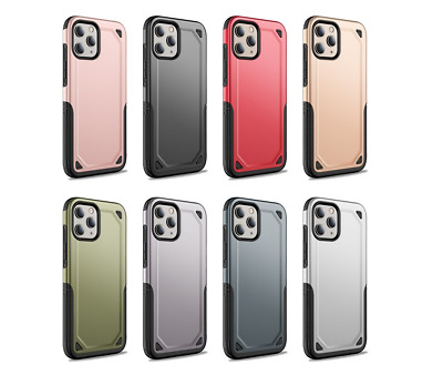 AU29.99 • Buy IPhone Drop Proof Cover Silicone Aesthetic TPU Case Protective Resistant