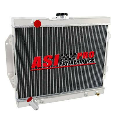 AU159 • Buy 3 ROW Radiator Fit Mitsubishi Pajero NH,NJ,NK,NL SUV 3.0 V6 Petrol 91-97 AT/MT