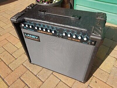 Laney Linebacker 100 Reverb Combo - Mint Condition • 80£